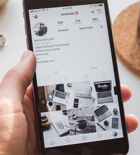 Реклама в Историях Instagram