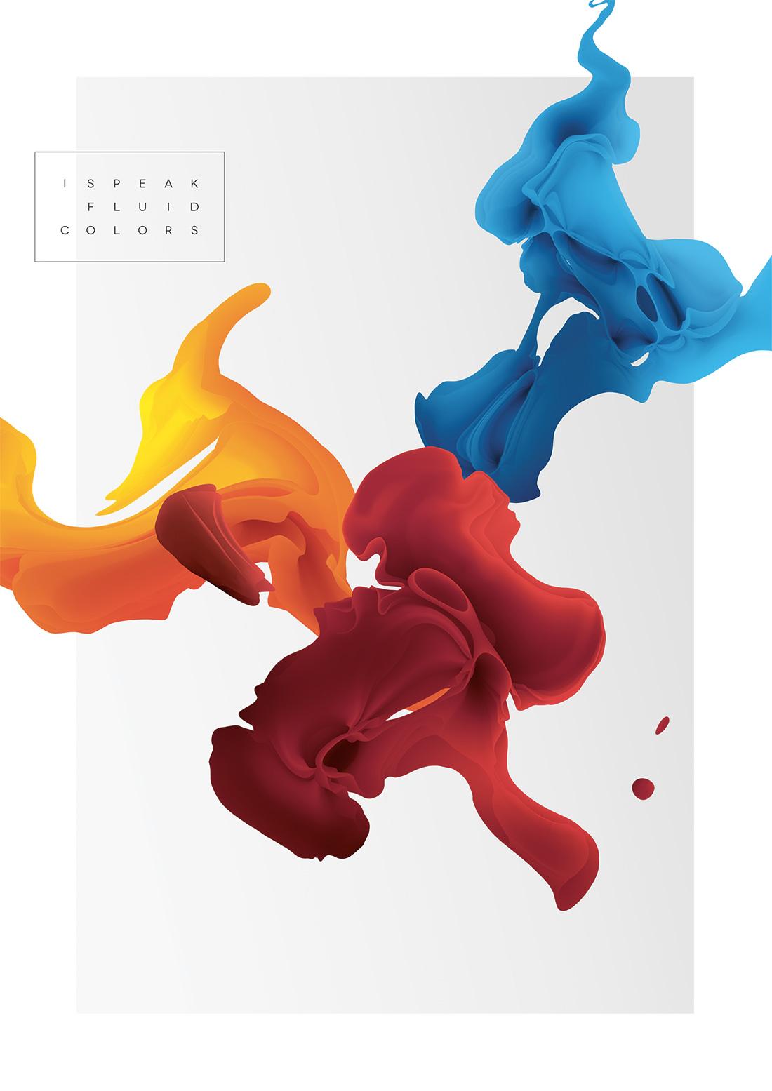 Пересечение стилей в графическом дизайне