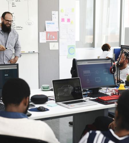 UX дизайн корпоративных систем