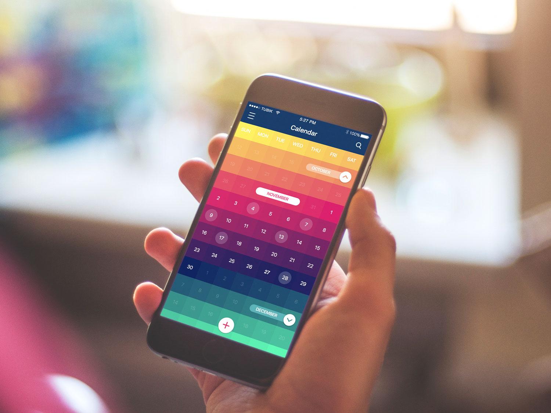 применение цвета в UX дизайне