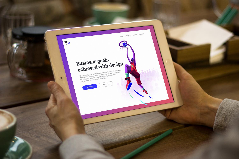 Веб дизайн для B2B бизнеса