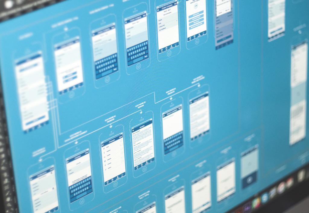 Проектирование пользовательского интерфейса