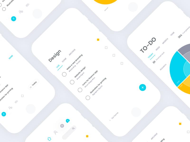 Основные этапы разработки приложения с учетом UX
