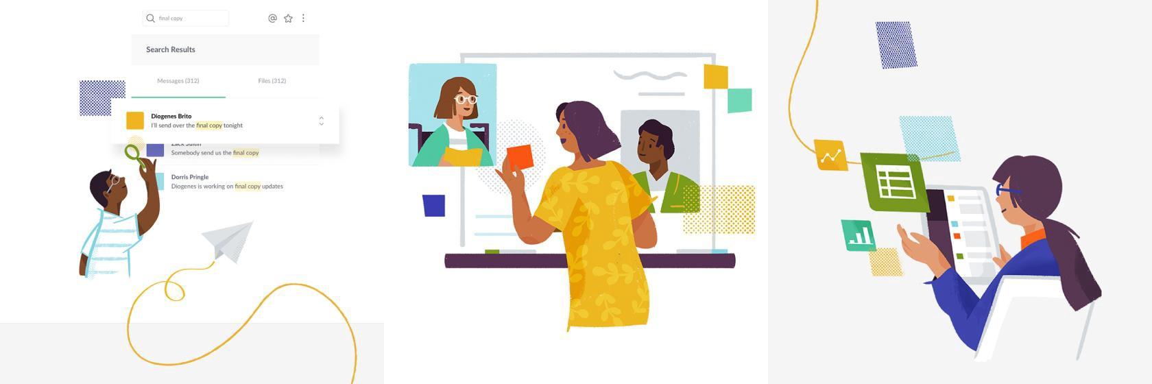 Чем полезна система иллюстраций бренда?