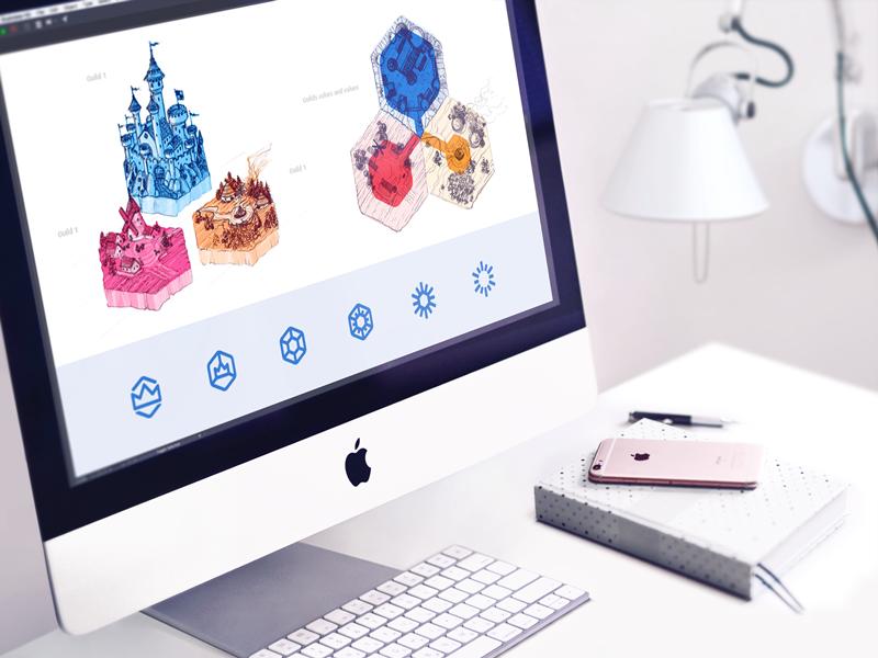3 способа использования иллюстраций в дизайне пользовательского интерфейса