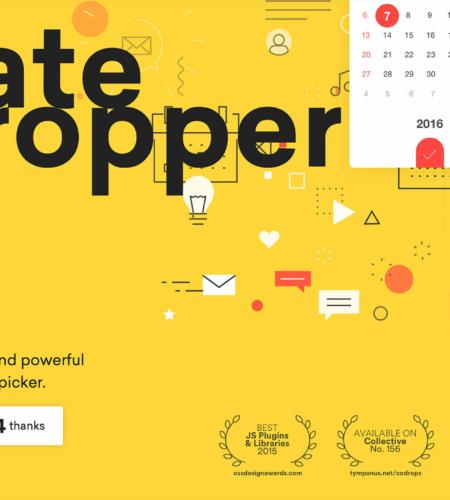 Лучшие бесплатные JavaScript плагины на 2018 год