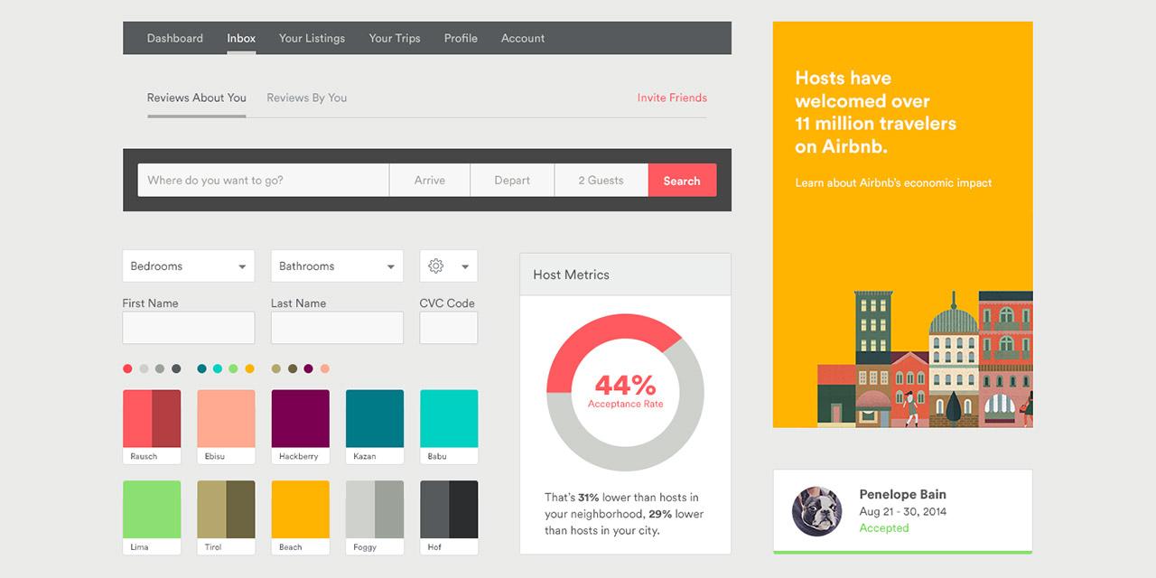 Как сделать веб-дизайн гайдлайн?