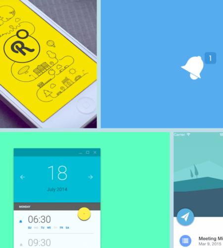 3 основные типа анимации в дизайне мобильных приложений