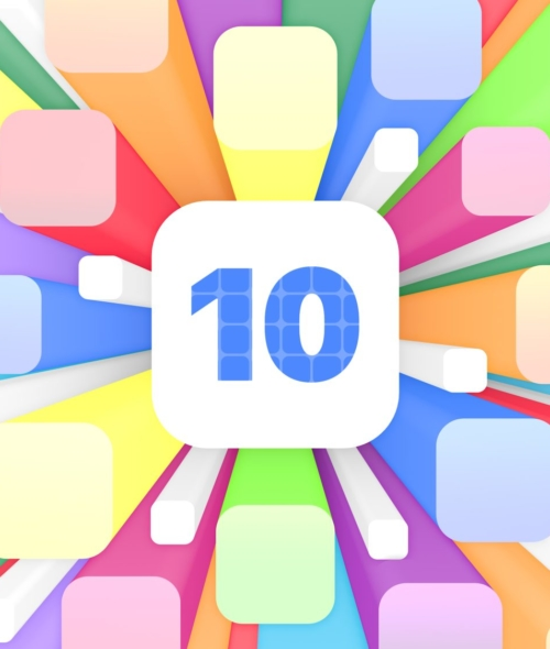 10 лет App Store: эволюция дизайна приложений
