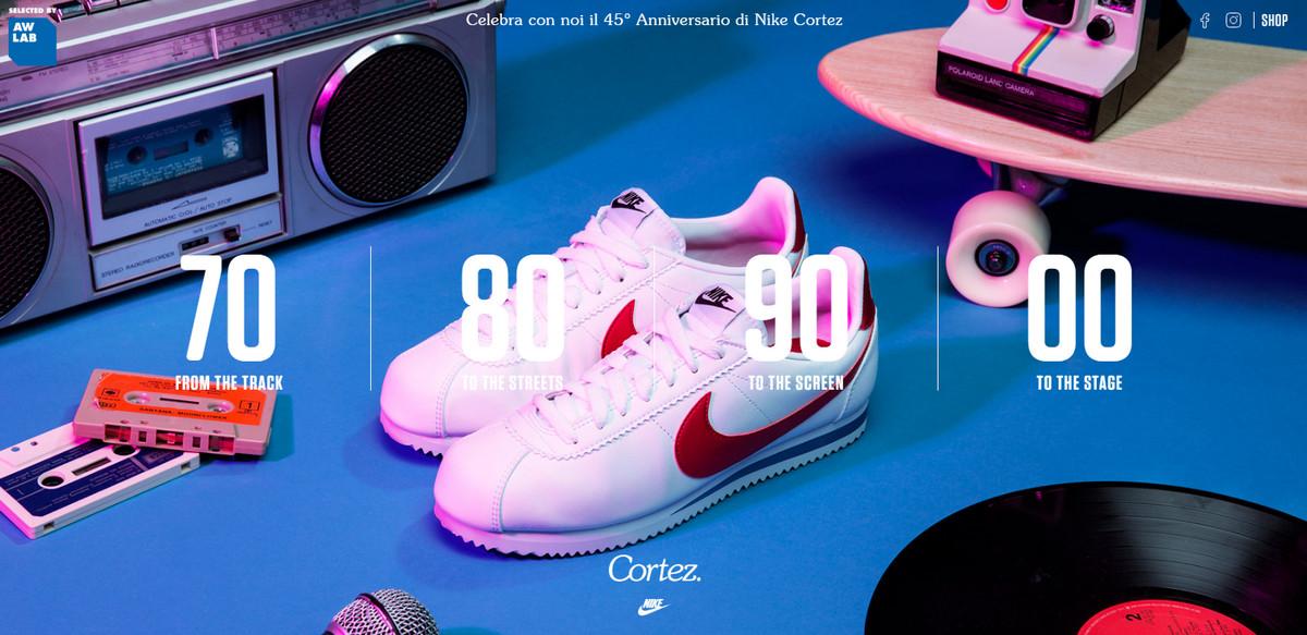 Cortez by Nike