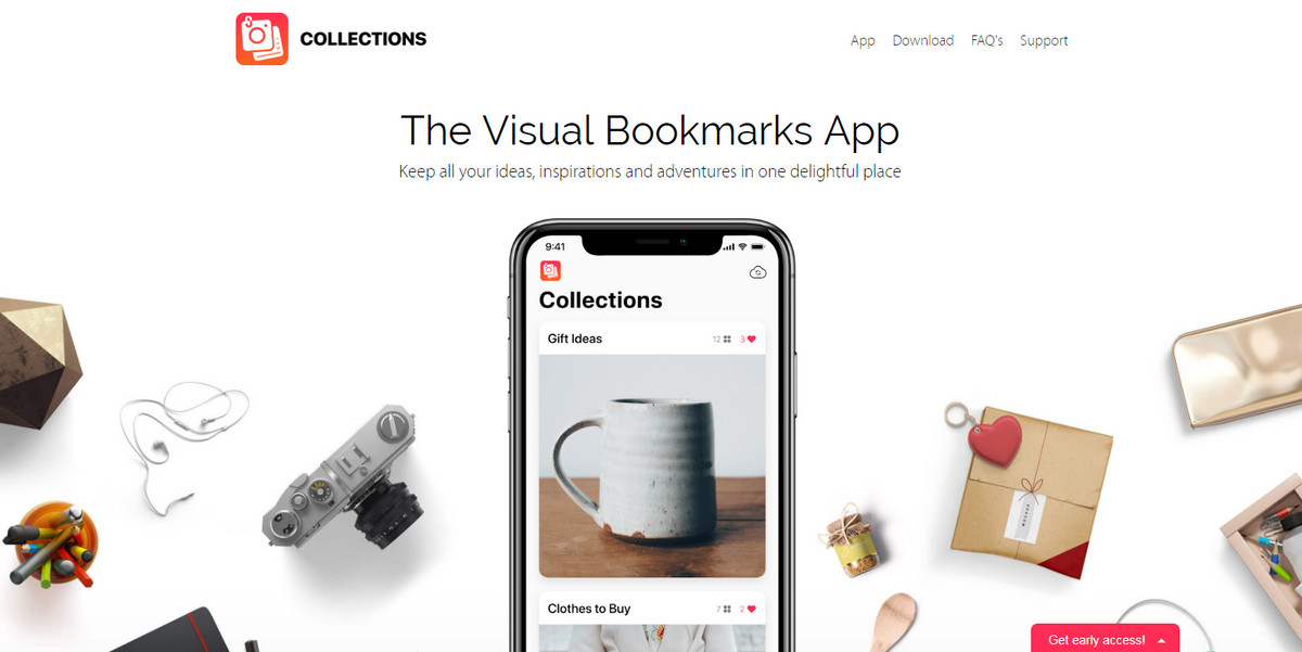 Collections App