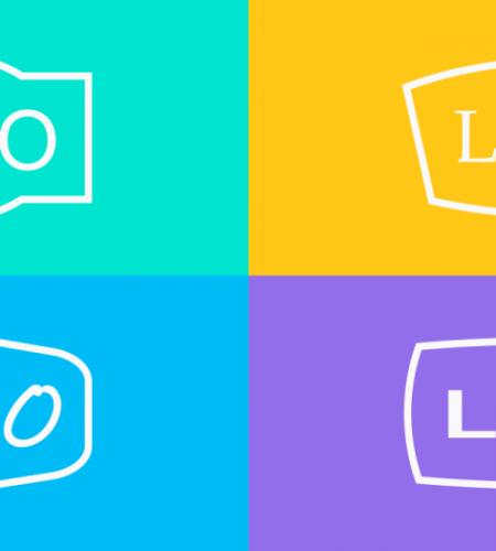 Типографика в дизайне логотипа: советы, примеры, идеи
