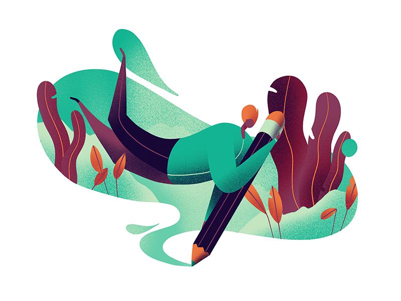 иллюстраций и моушн дизайна