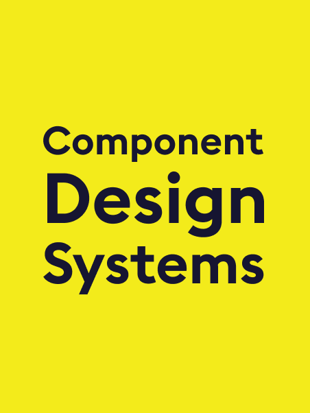 Component design systems